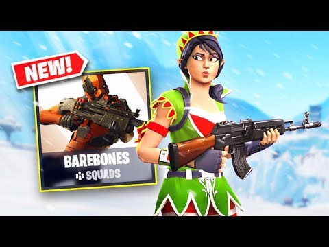 *NEW* Barebones Limited Time Mode!!
