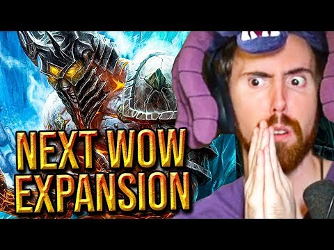 Asmongold Reacts To The RETURN OF THE LICH KING - Next WoW Expansion - Bellular