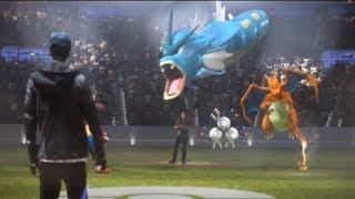 ¡¡Ya está aquí el PVP!! ¡¡Nuestros primeros combates en Pokemon Go!! [LioGames]   Kholo.pk