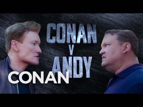 Conan vs. Andy