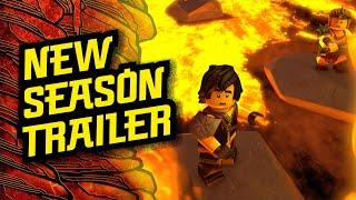 LEGO Ninjago tung Trailer chính thức: Master of the Mountain
