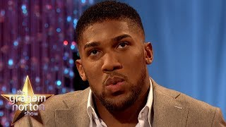 Anthony Joshua Didn't Plan On Becoming A Professional Boxer | The Graham Norton Show