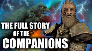 Skyrim - The Full Story of the Companions - Elder Scrolls Lore