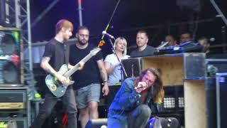 While She Sleeps - Hurricane - live @ Earshakerday in Pratteln 21.08.2017