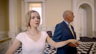 Comportment lesson - Dancing Cheek to Cheek: An Intimate History of Dance: Episode 1 - BBC
