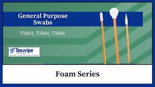 General Purpose: Foam Series