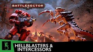 VideoImage2 Warhammer 40,000: Battlesector