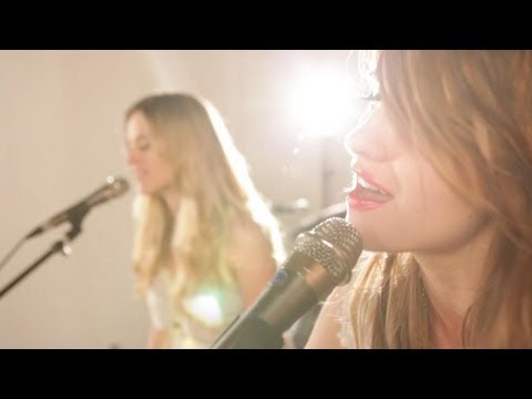 Carmen and Camille - Big Love (Live Acoustic)
