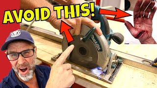 8 ESSENTIAL Circular Saw Tips for the Beginner.
