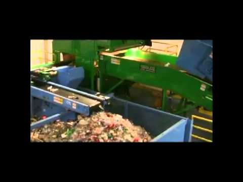 Optical Sorting Recycling Systems Southern - Green Machine® LLC