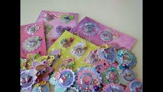 Card Candy Aus Action Stickern!