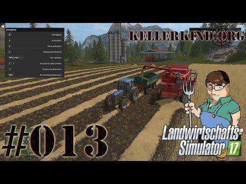 Landwirtschafts-Simulator 17 #013 - Die letzte Ernte ★ EmKa plays Farming Simulator 17 [HD|60FPS]