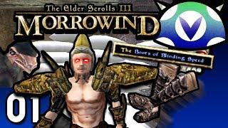 [Vinesauce] Joel   Morrowind ( Part 1 )