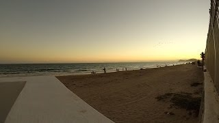 preview picture of video 'Time-lapse Sunset at Kino Bay (Bahia Kino), Sonora, Mexico'