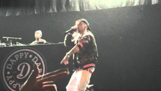 Come With Me - Dappy - Islington (30/10/15) 2/2