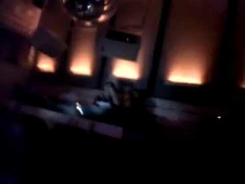 Danny Romero en la Sala Moliere-Taboo Light Málaga (Ella pide más) 15-09-12