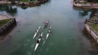 SA Canoe Marathon 2018 St francis bay