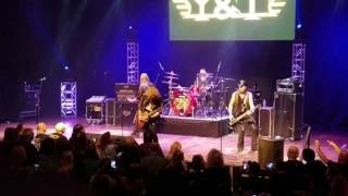 "Y&T - ""Open Fire""  ""Rescue Me""  ""Forever""     ( Arcada Theatre 5-6-17 )"