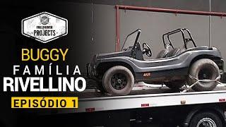 FULLPOWER Projects: buggy BRM da família Rivellino voltando à ativa para uso no KM75