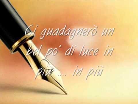 Appunti e note + testo Eros Ramazzotti