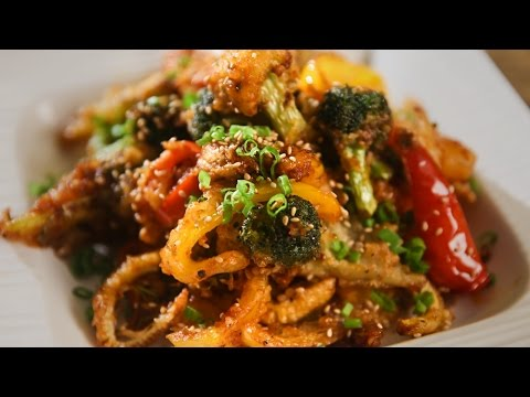 How To Make Veg Crispy | Restaurant Style Indo Chinese Recipe | The Bombay Chef – Varun Inamdar