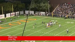 Frisco Lone Star vs. Highland Park Football Highlights