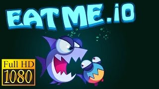 Eatme.Io: Hungry Fish Fun Game Game Review 1080P Official Junglee Action