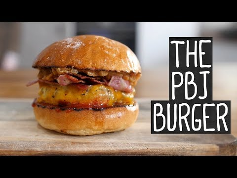 The PBJ Burger | Ask Barry #3