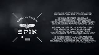 Mert Spin x Borcumu Verdim #ayıktınsen (2016) Lyric Video