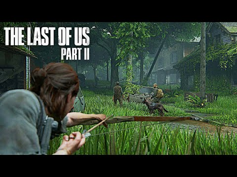 THE LAST OF US 2: NEW GAMEPLAY DEMO FIRST LOOK - No Commentary