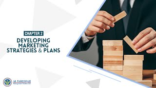 Chapter 2 - Developing Marketing Strategies & Plans   Marketing Management