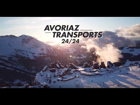 Comment arriver et repartir d'Avoriaz 1800 confortablement?