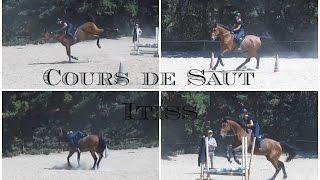 Cours de Saut avec ... Itiss :')