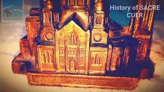 History of Sacred Heart Basilica of Montmartre, or Sacré-Coeur, le sacré coeur