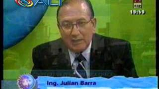 Julián Barra Catacora en la Red RTP de Bolivia
