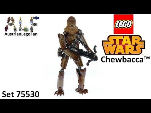 Vidéo LEGO Star Wars 75530 : Chewbacca