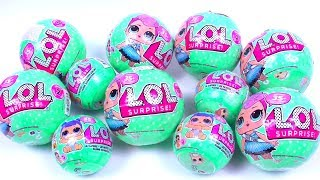 11 LOL SURPRISE DOLLS NO Fake LOL 11 Оригинал ЛОЛ ШАРЫ СЮРПРИЗ