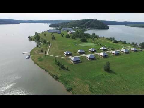 Видео: Видео горнолыжного курорта Звездный - ФОК в Башкортостан