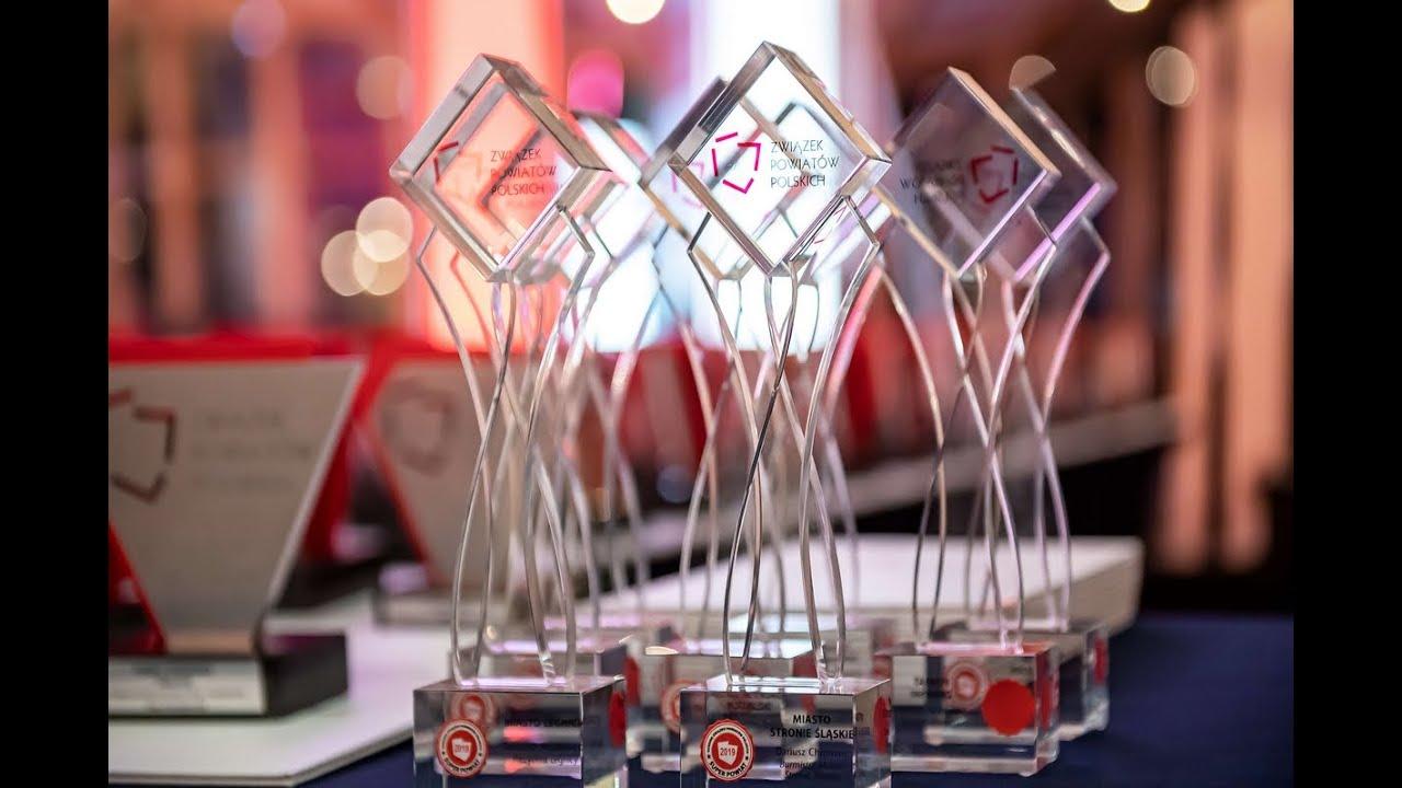 ZO ZPP: film promocyjny z gali rozdania nagród Super Gmina/Miasto/Powiat w Ogólnopolskim Rankingu Gmin i Powiatów 2019