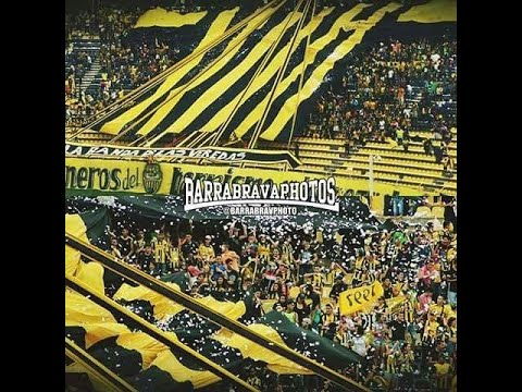 """Avalancha Sur 1997, Hoy te venimos a alentar 🎵 ➕ Salida"" Barra: Avalancha Sur • Club: Deportivo Táchira"