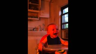 Baby Dagger Laughing