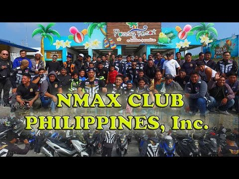 NMAX CLUB PHILIPPINES Invades PORACAY