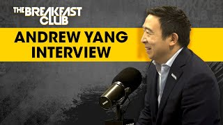 The Breakfast Club - Andrew Yang Announces He's Giving $1M To The People Of NYC, Talks Solutions For The Economy + More