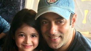 Salman Khan Turns GODFATHER For Harshali Malhotra