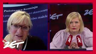 Barbara Chrobak: Komisja ds. pedofilii to nie jest piekarnia. Happeningi posłów nam nie służą