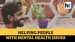 HT Salutes: Delhi poet who arranges free mental health counselling sessions  IMAGES, GIF, ANIMATED GIF, WALLPAPER, STICKER FOR WHATSAPP & FACEBOOK