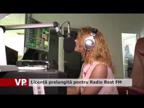 Licență prelungită pentru Radio Best FM