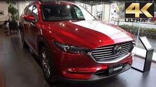 2019 NEW Mazda CX-8 Red Edition Reviews Interior Exterior - Mazda CX-8 2019 マツダ CX-8 2019年モデル
