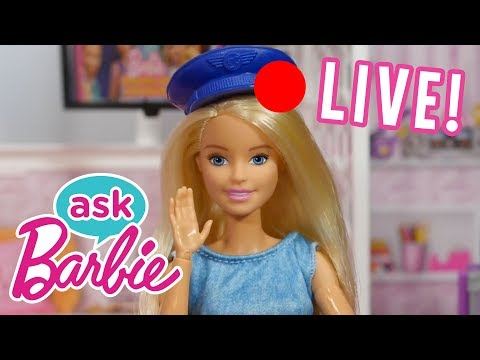 Ask Barbie Anything! | Barbie