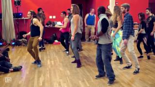ZenZouk Colors - Body Movement Dance Class in Atlanta (Core Dance in Decatur)